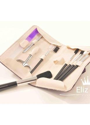 Маникюрный набор с кисточками для макияжа daniel hechter
