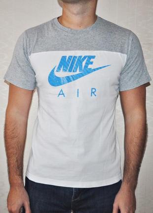 Футболка nike air с новых коллекций