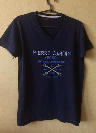 Стильная футболка pierre cardin