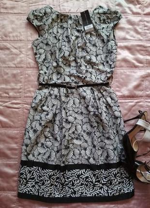 Платье dorothy perkins хлопок размер 10-12