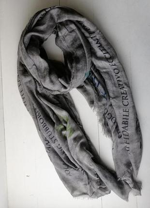 Faliero sarti очень большой шарф, палантин