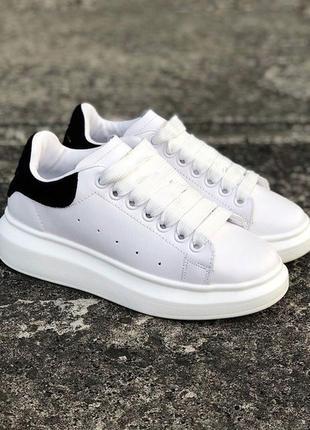 Крутые кроссовки alexander mcqueen