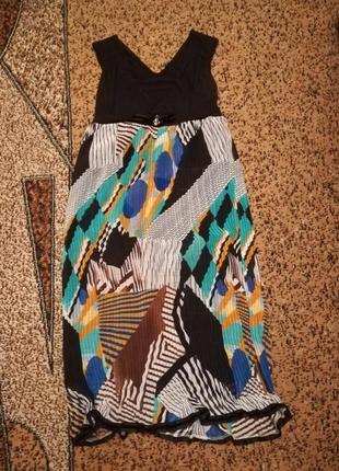 Летнее платье/сарафан 36-38 размер