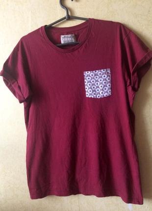 Стильная футболка от анuлийского бренда burton