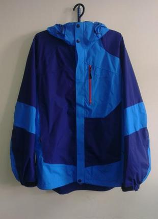 Куртка-ветровка на мембране traveler, xl