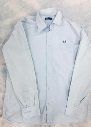 Мужская оригинальная рубашка fred perry