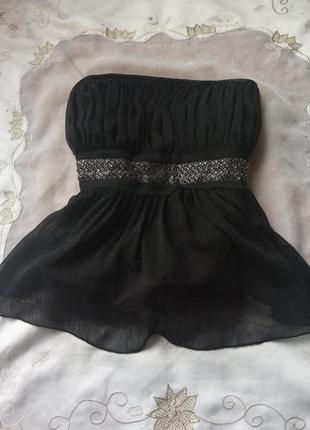 Нереальная блуза - крсет