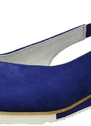 Туфли tamaris 25.8-26 стелька