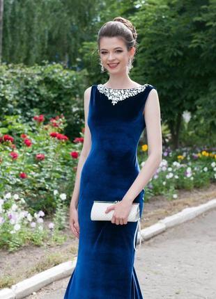Шикарное вечернее платье. выпускное платье