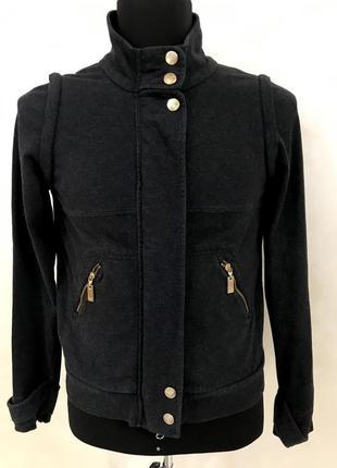 Оригинальная кофта безрукавка armani jeans