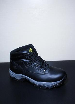 Оригинал ботинки northwest waterproof  lowa leather hiking boots walking