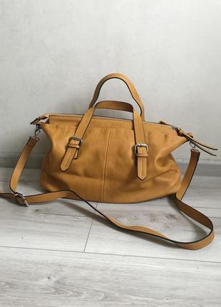 Крутая сумка от zara