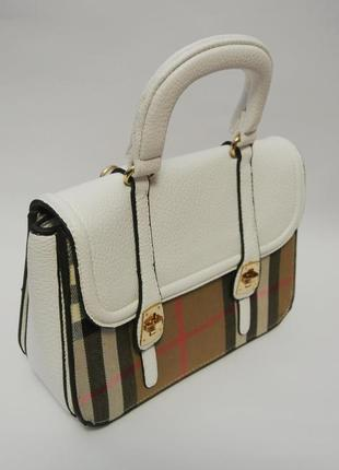 Женская сумка burberry арт. 3148