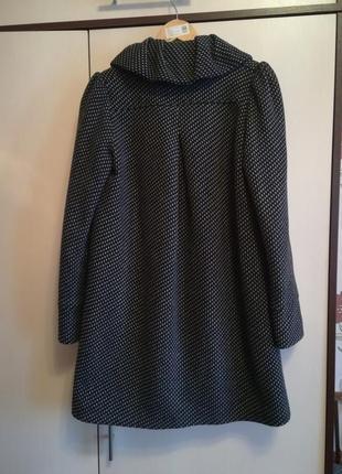 Пальто демисезонное naf naf