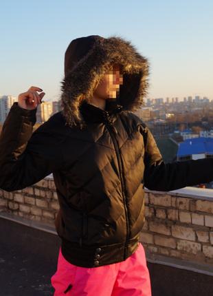 Женская куртка columbia m