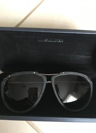 Очки женские  солнцезащитные фирменные дорогой бренд оригинал jil sander