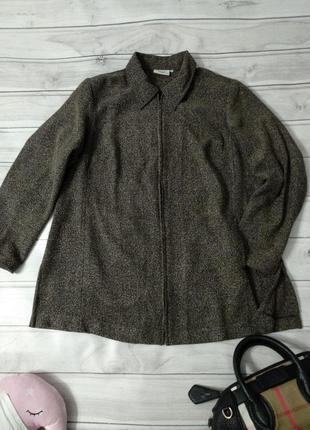 Поджак-рубашка-кардиган от koppahi