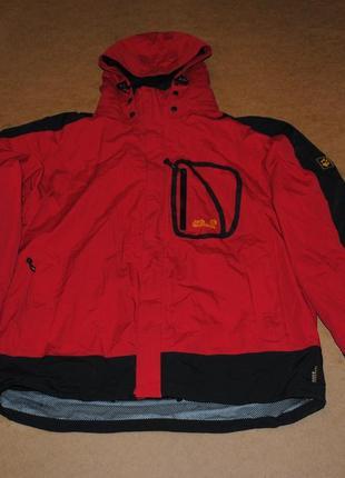 Jack wolfskin куртка зима 2 в1 джек jw
