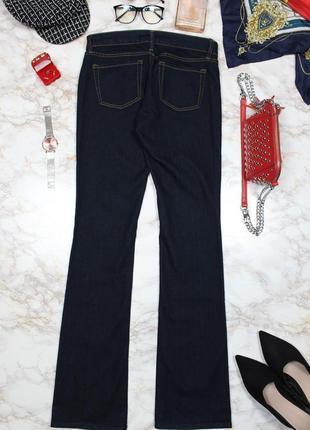 Обнова! джинсы глубокий синий bootcut клеш новые бренд качество gap3 фото