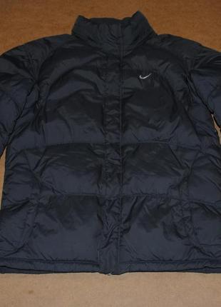 Nike пуховик найк оригинал зима