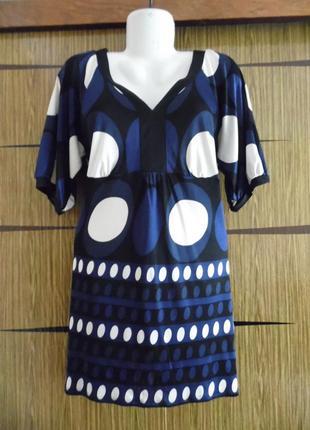 Платье туника, новая next, размер 18 –  идет на 50-52