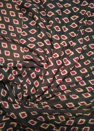 Роскошный платок шарф италия высококачественная шерсть лана windsor