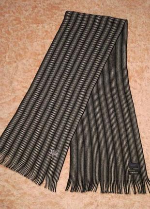 Брендовый мужской шарф joop
