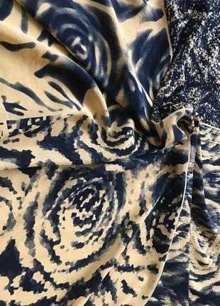 Фирменный шелковый платок liola оригинал италия