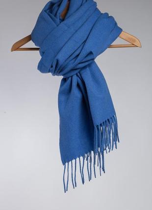Шикарный кашемировый шарф