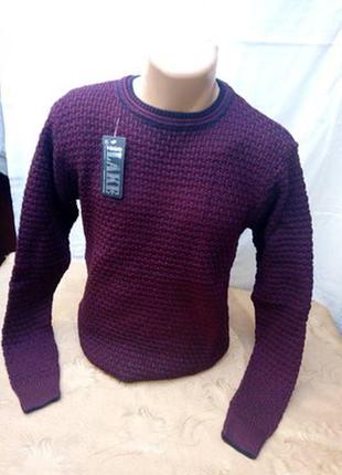 Красивые,стильные свитера 48-52рр. расцветки.турция