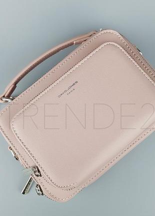 Бесплатная доставка #3966 pink david jones женская стильная сумчока кроссбоди!