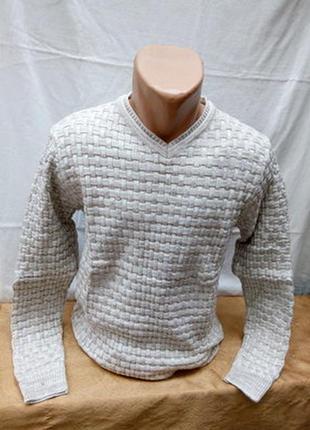 Нарядный свитер 52р. турция