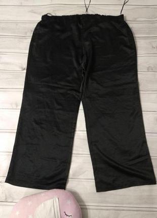 Шелковые штанишки на резинке от marks&spencer 22 размер