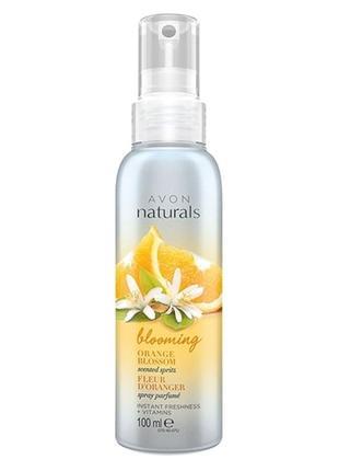 Лосьйон-спрей для тіла «ароматний апельсиновий цвіт» (100 мл)