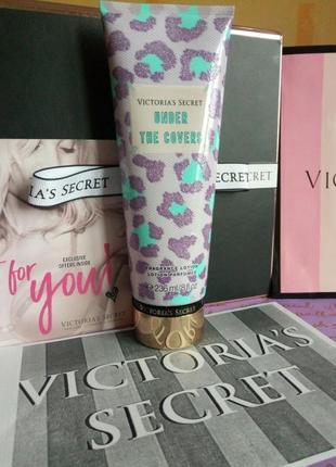 Парфюмированный лосьон для тела under the covers victoria's secret