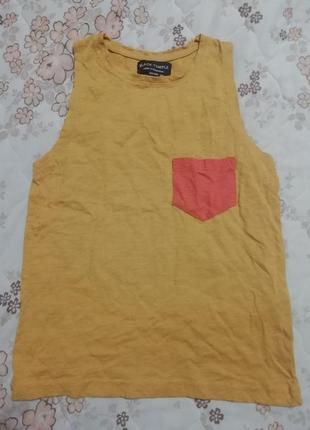 Майка футболка на 7-8лет black temple бангладеш