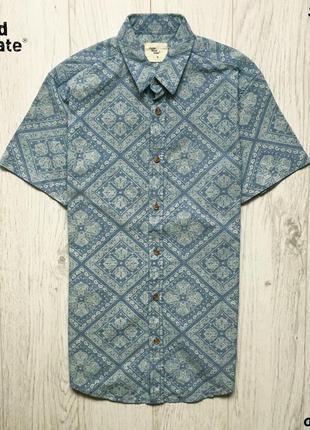 Мужская рубашка cedarwood state