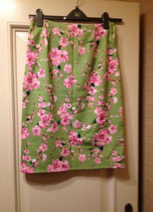Скидка! трендовая юбка-карандаш lamania