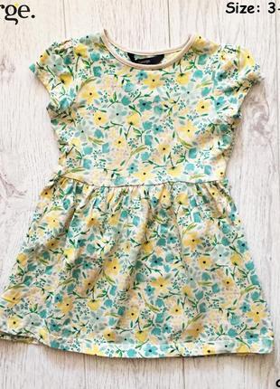 Детское платье george