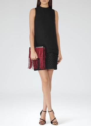 Красивое платье дорогого бренда reiss, размер 6 (см. замеры)