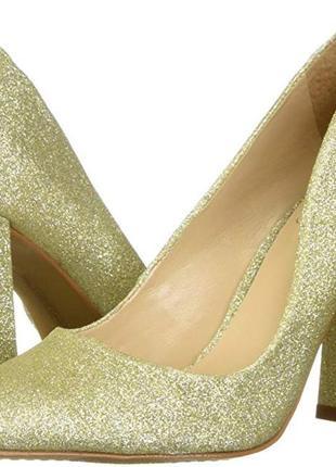 Золотые туфельки vince camuto us9