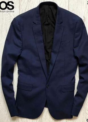 Мужской пиджак asos - slim fit