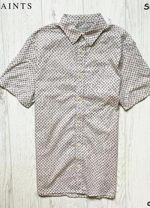 Мужская рубашка allsaints