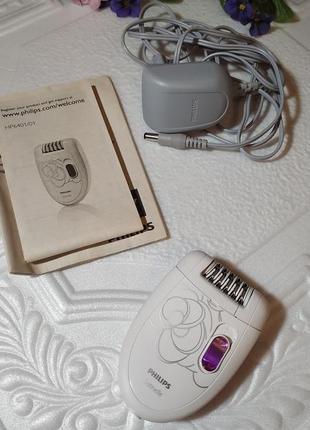 Эпилятор philips, съемная насадка