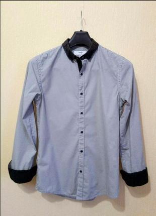 Качественная классическая рубашка oodji