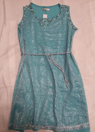 Платье с жемчугом style fashion xl
