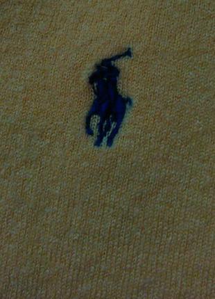 Шерстяная кофта, свитер, джемпер шерсть мериноса ralph lauren2