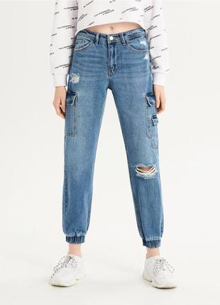 Стильні джинсики від sinsay