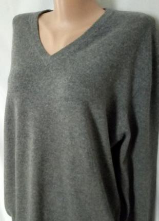 Кашемировый мужской свитер, пуловер, джемпер