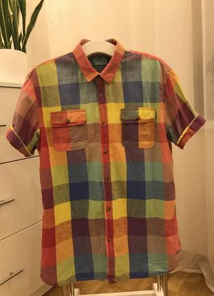 Распродажа!!! шикарная рубашка от scotch&soda xxl